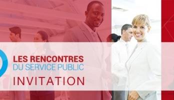 Rendez-vous aux matinées « Les rencontres du Service Public »